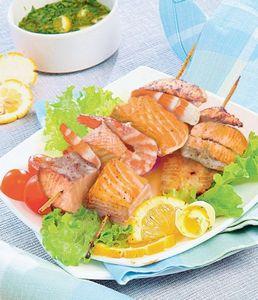 10 Оригинальных рецептов рыбных блюд на открытом огне
