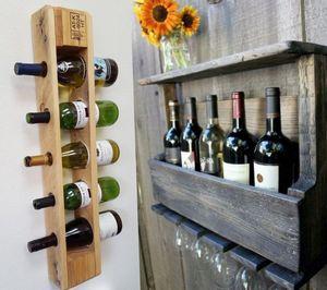 Банальные деревянные поддоны — hand made (идея для дома своими руками)
