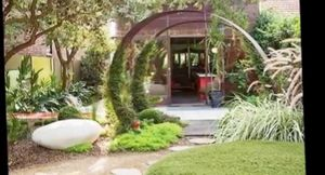 Дизайн двора – основные правила обустройства