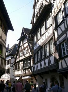 Фахверковые дома – эталон немецкого стиля и надежности