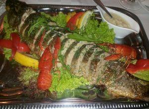 Фаршированная рыба: пошаговый рецепт с фото. рецепт фаршированной рыбы: как приготовить?