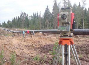 Геодезия земельного участка перед началом строительных работ