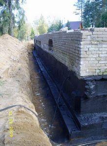 Гидроизоляция и вентиляция погреба. защита погреба от воды