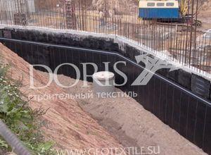 Гидроизоляция стен и фундаментов в строительстве
