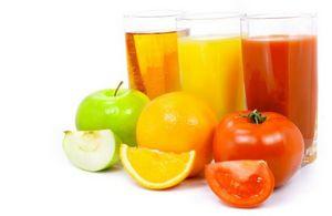 Готовим фруктовые и овощные соки