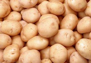 К размещению картофеля