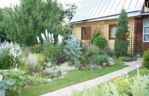 Как нужно спланировать загородный участок?