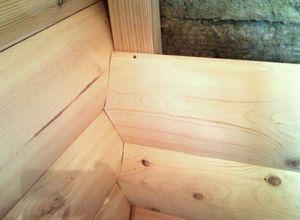 Как осуществить для панелей блок хаус монтаж углов