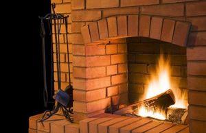 Как построить дровяной камин на даче