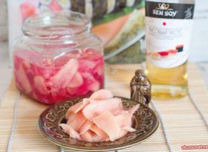 Как правильно и вкусно мариновать имбирь: самый простой рецепт
