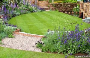 Как правильно создать газон на даче