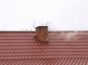 Как прочистить дымоход - печную трубу