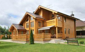 Как самостоятельно построить загородный дом?