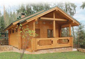 Как выбрать древесину для строительства дачи