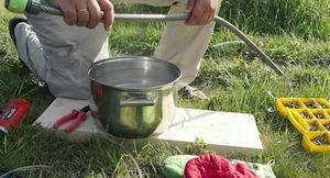 Капельный полив в теплице своими руками из подручных материалов