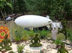 Компания лесорубы обустроит ваш сад