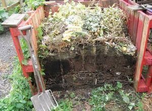 Компостирование отходов - рекомендации по формированию компостной кучи