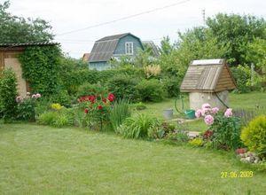 Наш сад и огород, советы по планировке