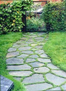 О садовых дорожках