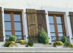 Озеленяем наш балкон