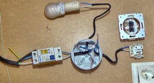 Расчёт сечения кабеля при устройстве проводки