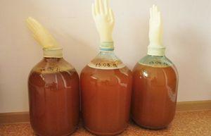 Рецепт и технология приготовления вина из варенья