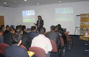 Системы капельного орошения - практический семинар