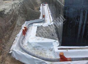 Системы поверхностного водоотвода спасают фундаменты…