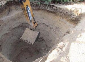 Сливная яма – как ее соорудить?