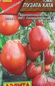 Томат «пузата хата» — описание сорта, особенности выращивания, отзывы