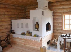 Традиционная русская кладка печей своими руками