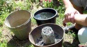 Угольная зола как удобрение: свойства и правила использования
