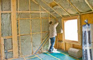 Выбор теплоизоляционного материала для утепления летнего дома