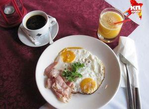 Завтраки для победительницы. что...